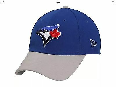Toronto Blue Jays New Era 9Forty  2-Tone Adjustable Cap - Royal/Grey