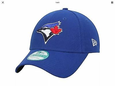 Toronto Blue Jays New Era 9Forty Adjustable Cap - Royal