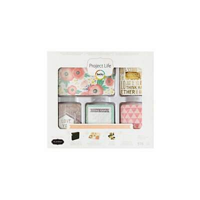 NEW Project Life Core Kit Cottage Living, 676 pack