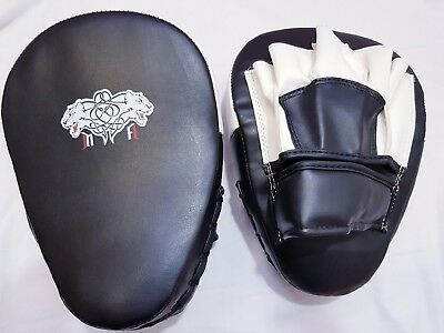 Focus Pads for MMA boxing mix martial art training sparring hook and Jab