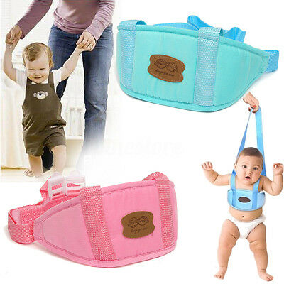Baby Toddler Safety Harness Strap Bag Leash Learning Walking Reins Kids Child