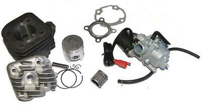 TUNING CARBURETTOR 17,5mm KIT SET ASSY for KEEWAY F-ACT EVO 50