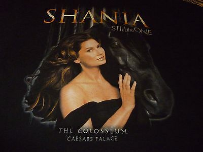 Shania Twain Tour Shirt ( Size XXL ) NEW!!!