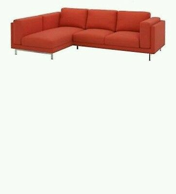 sofa bezug ikea 2er klippan gr n couch husse used. Black Bedroom Furniture Sets. Home Design Ideas