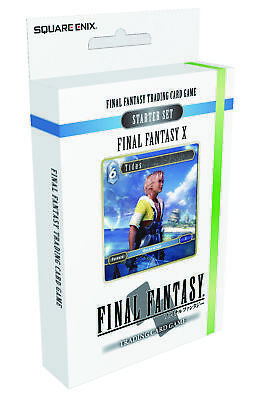Final Fantasy TCG - Final Fantasy X Starter - Wind & Wasser