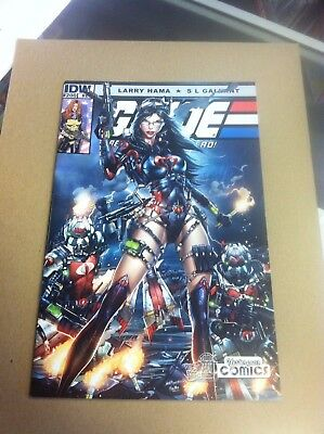 G.I Joe #200 Yesteryear Comics Tyndall variant.First print.Limited 750 copies.