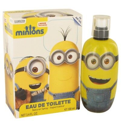 Air-Val International Minions 100ml Eau de Toilette Zerstäuber Unisex Duft DE