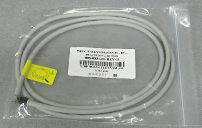 Welch Allyn 008-0831-00-REV-B NIBP Hose 6 Feet VSM 300 008-0831-00