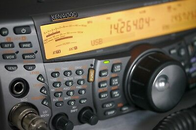 Kenwood TS2000 Allmode Multiband Transceiver HF/6M/VHF/UHF - MINT Condition WOW