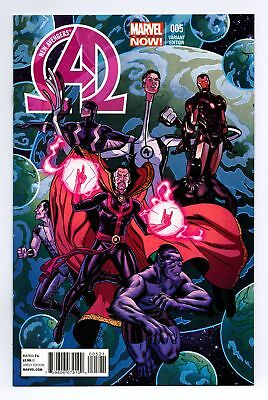 New Avengers (2013) #5 1:50 Quinones Variant First Print Marvel Comics Nm