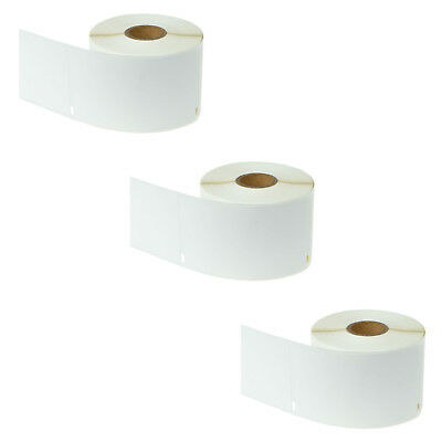 "3 Rolls of 300 Labels 2 5/16"" x 4"" Compatible for DYMO LabelWriter 30256 CoStar"