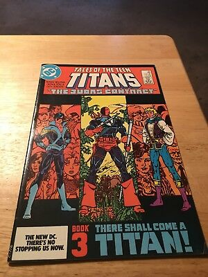 Tales of the Teen Titans #44 (Jul 1984, DC)