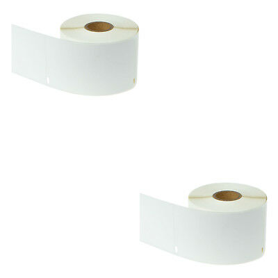 "2 Roll of 300 Labels 2 5/16"" x 4"" Compatible for DYMO LabelWriter 30256 ACII 200"