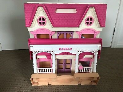 Dolls House.fisher Price.my Loving Family Edition 1993.6364