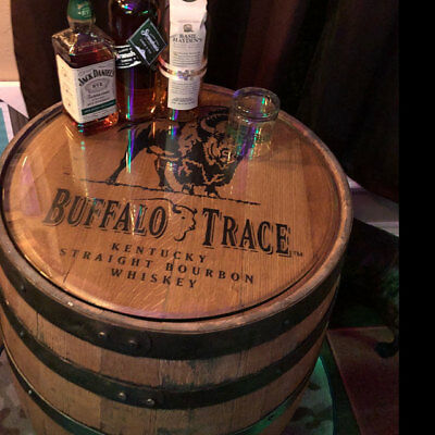 """Add a 20"""" Glass Top to Protect Your Whiskey Barrel-FREE SHIPPING"""