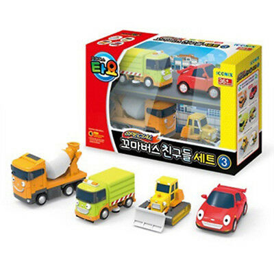 TAYO,Tayo Special The Little Bus Friends Set No.3 / Toy Gift