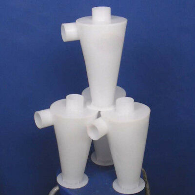 High Efficiency Cyclone Powder Dust Collector Filter Quality For Various Vacuums