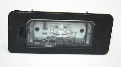 Bmw 1 3 5 X1 X6 Series Genuine Number Plate Led Light Lamp 7193293
