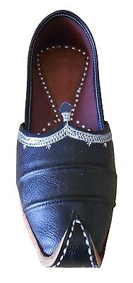 Uk 8.5 Eu 42 Traditional Handmade Casual Mojaries Men Shoes Leather  Kcimuk270