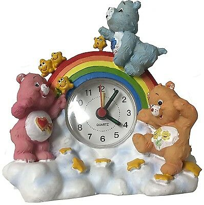 Care Bears Resin Clock Christmas Gift Idea
