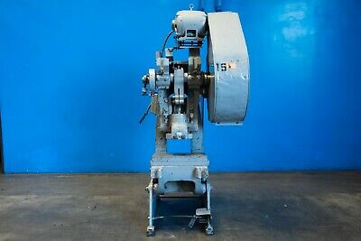 "Niagara OBI Punch Press 45 Ton x 23"" x 15"" #7621"