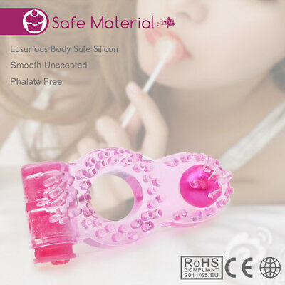 Vibrating Penis Ring  Erectile Dysfunction  Medical Aid  Sex Toy