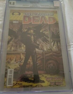 The Walking Dead Comics issues 1-30 - All First Print and all graded CGC 9.8