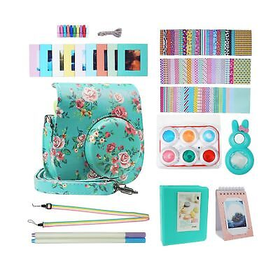 Blummy Instax Mini 9 Accessories Bundles for Fujifilm Instax Mini 8/ Mini- NEW