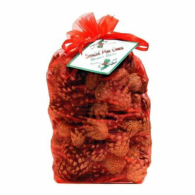 Christmas Scented Home Fragrance Xmas Decoration Pine Cones - Winter Spice 850g+