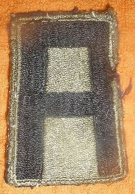 US First Army Shoulder Patch WWII Issue