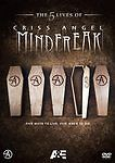 The Five 5 Lives of Criss Angel: Mindfreak - NEW!!