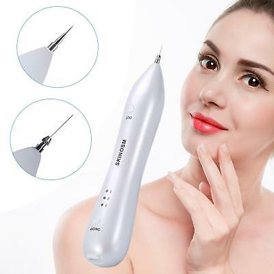 SKINOSM Mole Removal Pen Electric Body & Facial Skin Tag Freckle Kit at Home...