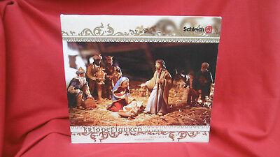 Schleich christmas Set 8 Krippenfiguren the nativity 30600 OVP NEU Rarität
