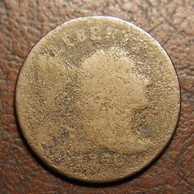 1796 Capped Liberty Large Cent
