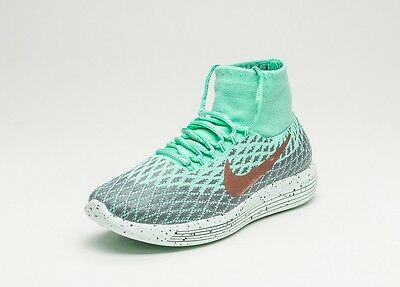 new concept be9f6 47088 Nike Lunarepic Flyknit Shield Womens Running Trainers Shoes Size UK 5.5,  EUR 39