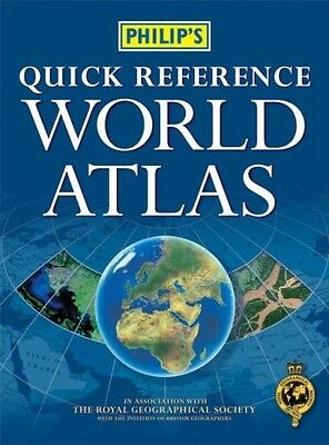 Good, Philip's Quick Reference World Atlas, , Book