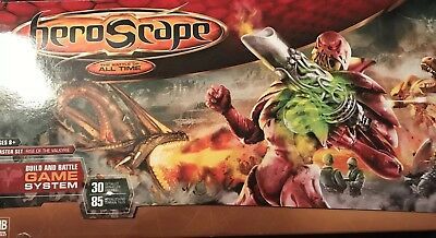 Classic HeroScape Master Set Rise of Valkyrie. Complete set. Used condition.