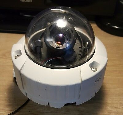 Panasonic WV-CW504SE CCTV Outdoor Vandal Hi-Res Dome Security Camera - Read