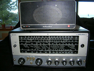 HALLICRAFTERS   SX-62A  TUBE  KIT