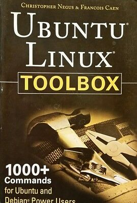 Ubuntu Linux Toolbox : 1000+ Commands for Ubuntu and Debian Power Users by Fran…