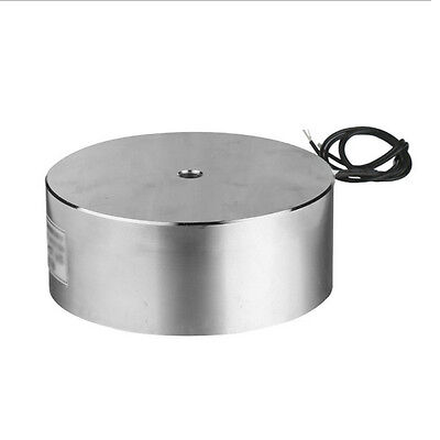 1x 88 LB 40kg Electric Lifting Magnet useful Electromagnet Solenoid Lift Holding