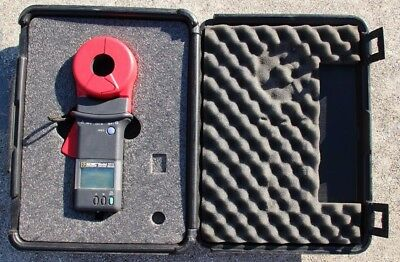 AEMC 3711 - Clamp On Ground Resistance Tester!! FREE SHIPPING!!