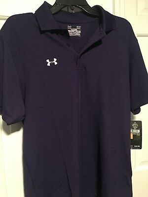 Under Armour Mens Polo Small msrp $49.99!