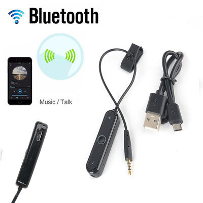 Bluetooth Wireless Adaptor Receiver Cable Cord For Bose-OE2/2i OE QC25 Headphone