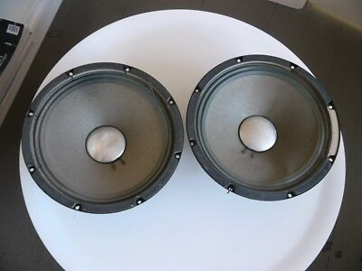 "∎ Vintage Roland 12"" bass / guitar speakers woofers"