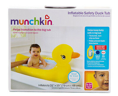 Munchkin Inflatable Safety Duck