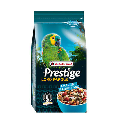 Versele Loro Parque Mix Amazon Parrot - 1 kg Körnerfutter, Saaten