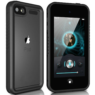 Transparent Waterproof Case Underwater Shockproof Dirtproof  For ipod Touch 6 5