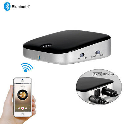 2 in 1 Bluetooth Transmitter&Empfänger Digita optisch Toslink Audio Adapter