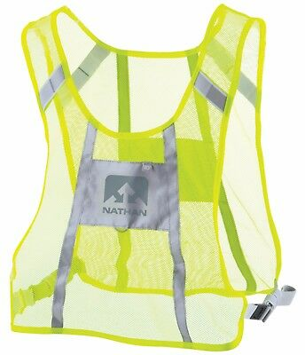 Nathan Nightfall Vest - Hi-Viz - Yellow